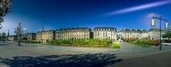 Panorama Bordeaux 2 (YᗩSᗰIᘉᗴ HᗴᘉS +8 000 000 thx❀) Tags: bordeaux france panorama blue bluesky travel architecture hensyasmine