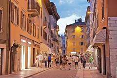 2017-07-09 at 21-32-10 (andreyshagin) Tags: trento italy architecture shagin andrey summer nikon daylight d750 trip travel town tradition low lowlight night