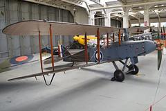 Photo of Airco DH9 'E8894' (G-CDLI)