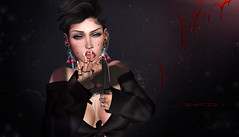 # ♥183 (sophieso.demonia) Tags: arte collabor88 kustom9 cosmetic fair seul foxcity