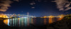 The Forth Bridges (ianrwmccracken) Tags: ursamajor night sky road construction engineering dark stars bridge riverforth railway lowlight scotland constellation queensferry crossing astrometrydotnet:id=nova2243731 astrometrydotnet:status=failed
