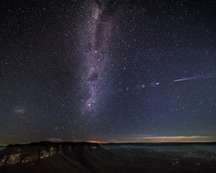 milky way (bart.kwasnicki) Tags: australia milky way sky nightscape landscape stars mountains blue