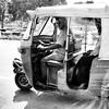 (40emem) Tags: sunshine stare passenger driver transportation mono monochrome blackandwhite 2012 newdelhi india ep3 pen olympus f17 20mm lumix photography photo street streetphotography