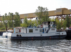 Elisabeth (ENI 05024840) (Parchimer) Tags: schubboot pushboat towboat pousseur pchacz duwboot spintore empurradorfluvial binnenschiff tolómotorhajó pushertug eisenhüttenstadt spreeoderkanal