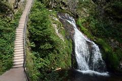 Allerheiligen-Wasserfälle (pchgorman) Tags: schwarzwald germany blackforest allerheiligenwasserfälle badenwürttemberg waterfalls august badenwuerttemberg