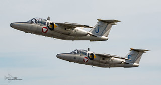 Austrian Air Force Saab 105 OE'S