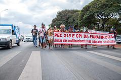 _DSC9313 (Radis Comunicação e Saúde) Tags: 13ª edição do acampamento terra livre atl movimento dos povos indígenas nenhum direito menos revista radis 166 comunicação e saúde