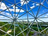 Montreal Biosphere (travelontheside) Tags: montreal mtl quebec canada montrealbiosphere biosphere buckminsterfuller parcjeandrapeau expo67 worldsfair