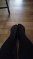 Just a short vid (Sissy kaylah) Tags: tights blacktights wolford deluxesatin transvestite feet encasedlegs nylonencased trans tranny tgirl tgurl
