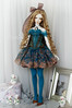 Merry-Go-Round (AyuAna) Tags: bjd ball jointed doll dollfie ayuana design handmade ooak clothing clothes dress set outfit fantasy romantic lace style abjd sadol yena love60 whiteskin