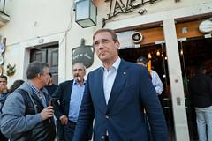 Autárquicas 2017: Pedro Passos Coelho em Alcobaça