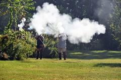 DSC_5115 (Mark Morello) Tags: rogersisland fortedward newyork frenchandindian encampment battle majrobertrogers british french indians usa
