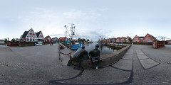 Neuharlingersiel Harbor - 360