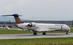 Bombardier CRJ-900 D-ACNW Lufthansa Regional (CityLine) (William Musculus) Tags: euroairport basel mulhouse airport freiburg aéroport lfsb eap bsl mlh