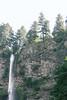 Multnomah Falls (nickdepietro) Tags: 2017 dayseven desaturate multnomah multnomahfalls nature oregon portland pdx hike adventure explore trees rocks waterfall