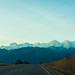 The road to Ollytantambo