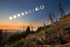Solar Eclipse (csquags) Tags: solareclipse solar eclipse moon sun corona eclipse2017 solareclipse2017 totalsolareclipse fulleclipse totality pathoftotality space astronomy outdoors travel hiking hike nature oregon traveloregon oregonexplored exploreoregon exploregon pnwonderland pnwlife pnw pacificnorthwest naturephotography