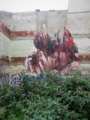 Mesa / Paris - 15 aug 2017 (Ferdinand 'Ferre' Feys) Tags: paris france streetart artdelarue graffitiart graffiti graff urbanart urbanarte arteurbano ferdinandfeys mesa