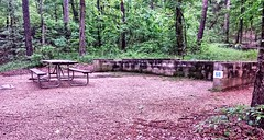 Oak Mountain State Park campsite- Shelby County AL (kevystew) Tags: alabama shelbycounty statepark oakmountain camping campground