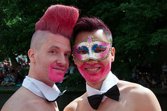2017_Aug_Pride-1261 (jonhaywooduk) Tags: lady galore this is how we drag amsterdam pride 2017 canal boat transvestie