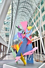 The Provinces 2016 by Douglas Coupland, Brookfield Place, Toronto, ON (Snuffy) Tags: theprovinces2016 douglascoupland brookfieldplace toronto ontario canada mondedelaphoto