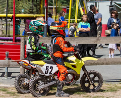 Raceday Culture Contrast  *Explore* (John Kocijanski) Tags: people streetphotography streetcandid motorcycle motocross race sport canon70300mmllens canon7d vehicle hss