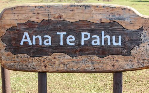 Ana Te Pahu, Rapa Nui