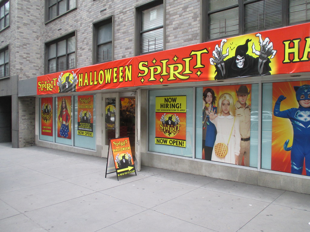 About Spirit Halloween Superstore And Halloween Store and other related information Spirit Halloween Superstore And Halloween Store Costumes and Wigs is one of a number of businesses situated in Manhattan, redlightsocial.mlon: Manhattan Town Ctr, , KS.