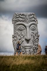 Les visages de pierre III