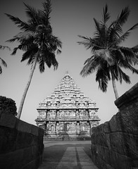 1000 years of History!! (Baranitharan Babu) Tags: blackandwhite temple history cholas indian tamil emperor chola king gangaikondacholapuram