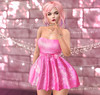 Pink Candy! (Lightrona) Tags: mint supernatural allialidesigns pink candy sweet secondlifebarbie