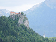 Slovenian mountains, castles and its wast nature!