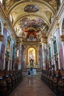 Jesuitenkirche - Wien -Vienna