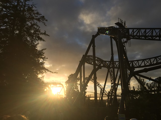 The Smiler and Oblivion