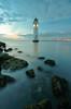 New Brighton Lighthouse (Mariusz Talarek) Tags: lighthouse liverpool mtphotography merseyside newbrighton architecture beach clouds landscape nature outdoors reflection sand sea seascape sky sunset water