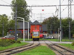 """Pesa 120Na """"Swing, #3277, Tramwaje Warszawskie (transport131) Tags: tram tramwaj tw warszawa ztm warsaw pesa 120na swing"""
