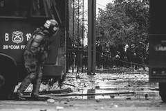 Conmemoración Golpe de Estado (Diego Martin™) Tags: 911 golpe de estado fuerzas especiales carabineros capucha emcapuchados ffee riot
