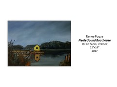 "Neale Sound Boathouse • <a style=""font-size:0.8em;"" href=""https://www.flickr.com/photos/124378531@N04/37169744585/"" target=""_blank"">View on Flickr</a>"