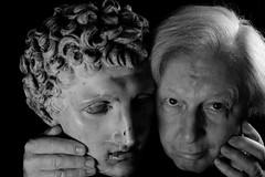 Intimacy (Phancurio) Tags: monochrome bw doubleportrait intimacy