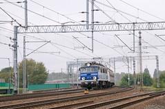 EP07-211 Warszawa (rokiczaaa) Tags: ep07 train zug poland warsaw railway