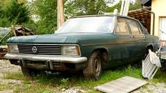 Opel Admiral B (vwcorrado89) Tags: opel admiral b kad kapitän diplomat rusty rust abandoned old car wreck