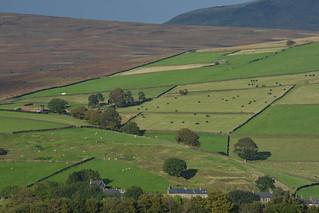 Middle Moor, Peak District National Park, Derbyshire, England.