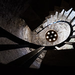Hurst Castle Stairs