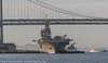 Fleet Week 10-2017 (daver6sf@yahoo.com) Tags: portofsanfrancisco fleetweek 112017 baybridge piers3032 sanfranciscobay foss tugs america cadenfoss lynnmarie