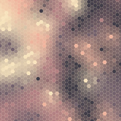 Image of the Day 2017/09/24 (funkyvector) Tags: iotd algebra generative hexagon pattern trigonometry