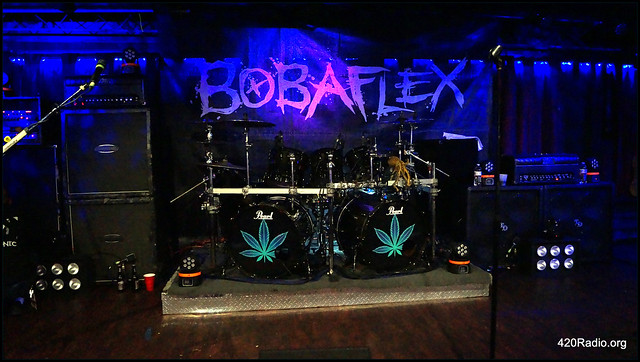 Bobaflex - Rock Hard PDX - Portland, OR - 09/20/17