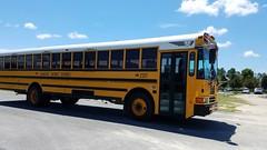 Alachua District Schools #2317 (abear320) Tags: school bus alachua district schools ic fe international gainesville florida