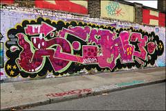 Sereo (Alex Ellison) Tags: sereo eastlondon urban graffiti graff boobs hackneywick