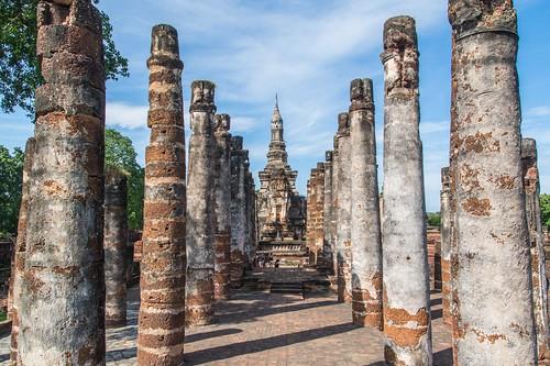 sukhothai - thailande 7