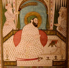 Sultan Ali Adil Shah of Bijapur, India, Hyderabad, 1710, The David Collection, Copenhagen (3) (Prof. Mortel) Tags: denmark copenhagen david collectionislamicartindiabijapursultan ali adil shah